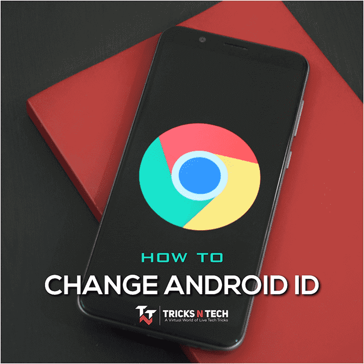 change android id