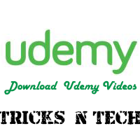 How To Download Udemy Videos For Premium Courses - Tricks N Tech