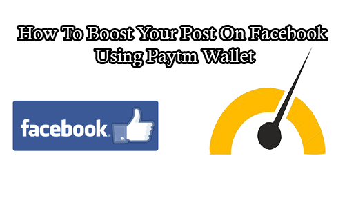 boost Post facebook heading