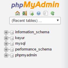 Server avatar database list