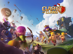 Best Online Games - Clash Of Clans