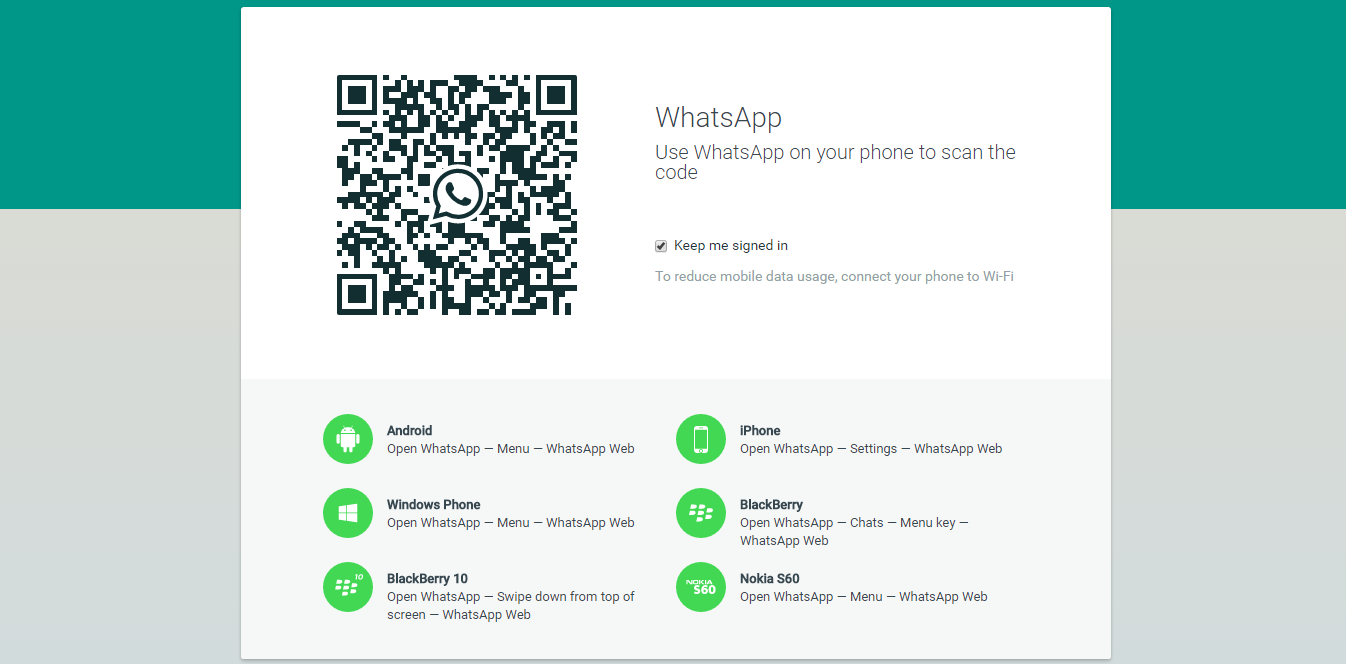 whatsapp on your computer