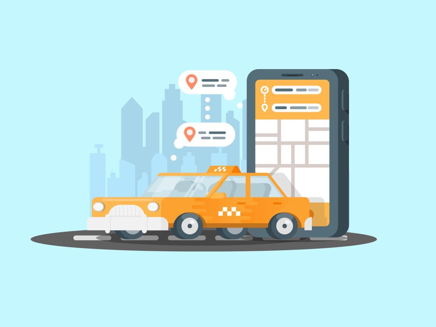 Customised Uber App Clone