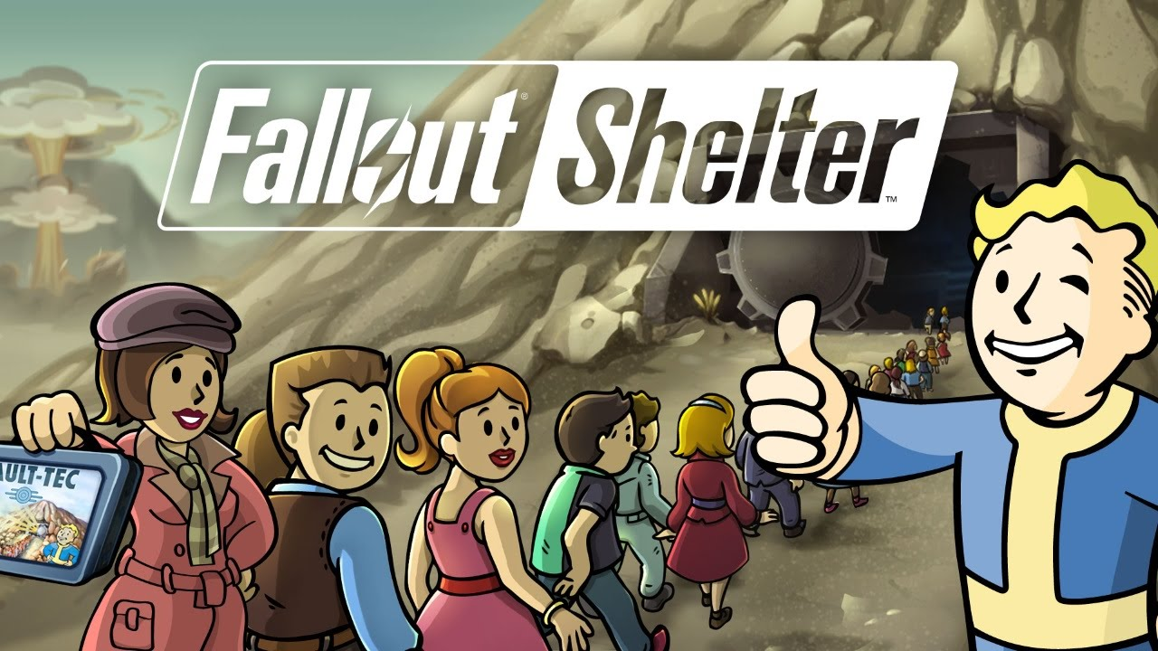 Fallout Shelter Best Android Game