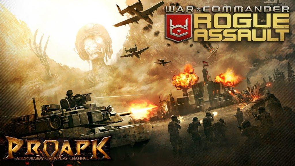 War Commander - Rogue Assault