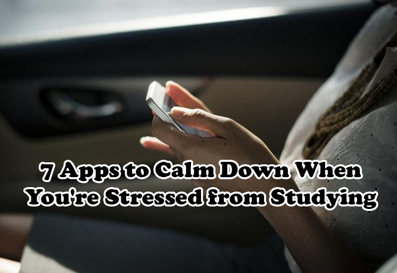 7 Apps to Calm Down