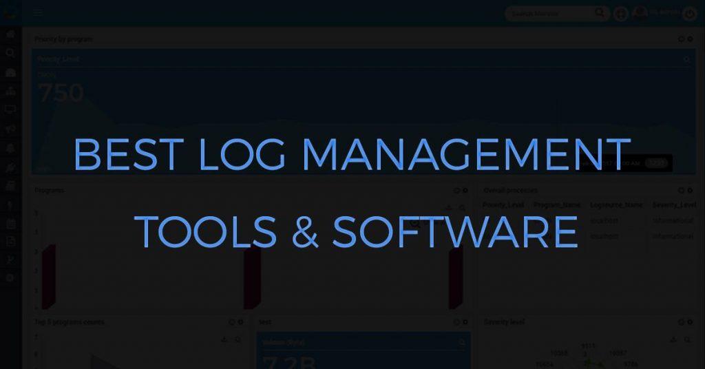 Best Log Management Tools & Software