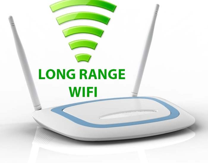 Long Range Wifi Router