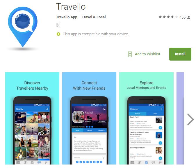 Travello App
