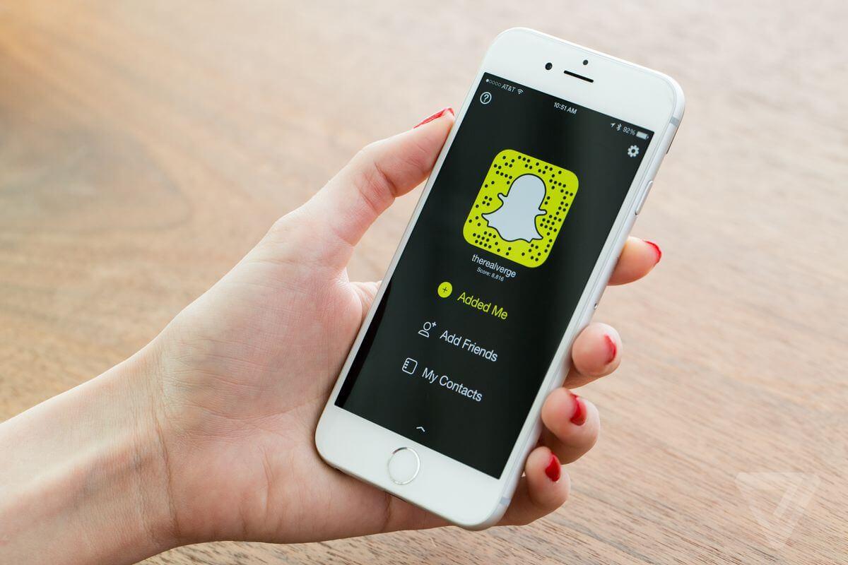 Monitor Snapchat