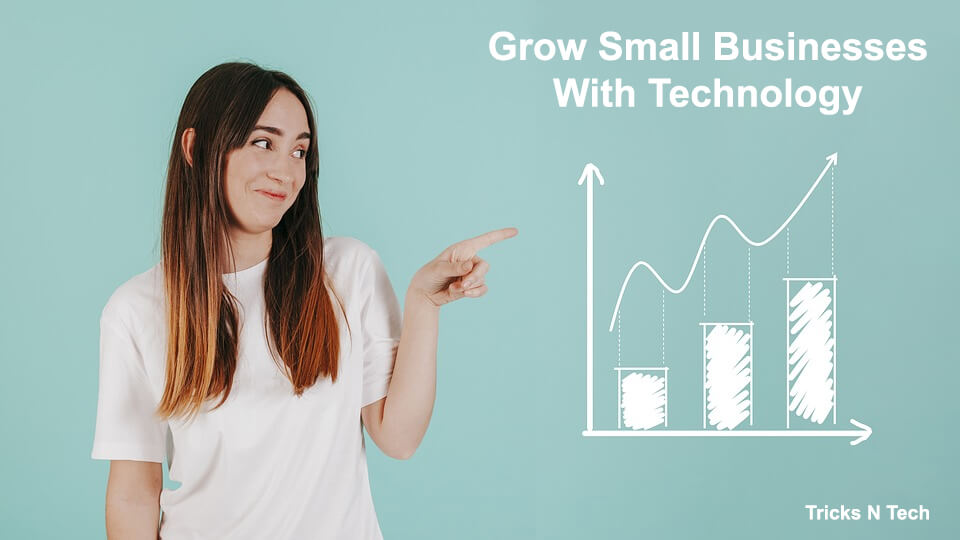 Grow Small Businesses With Technology