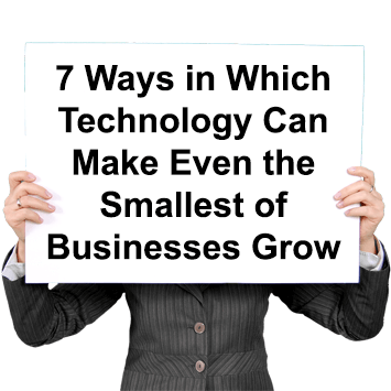 Grow Small Businesses
