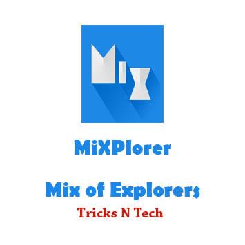 MiXPlorer APK