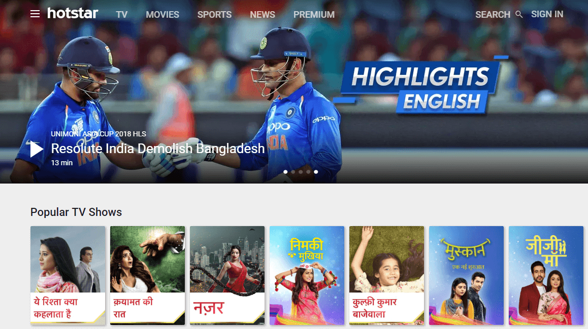 How to Download Hotstar Videos on PC & Android - Tricks N Tech