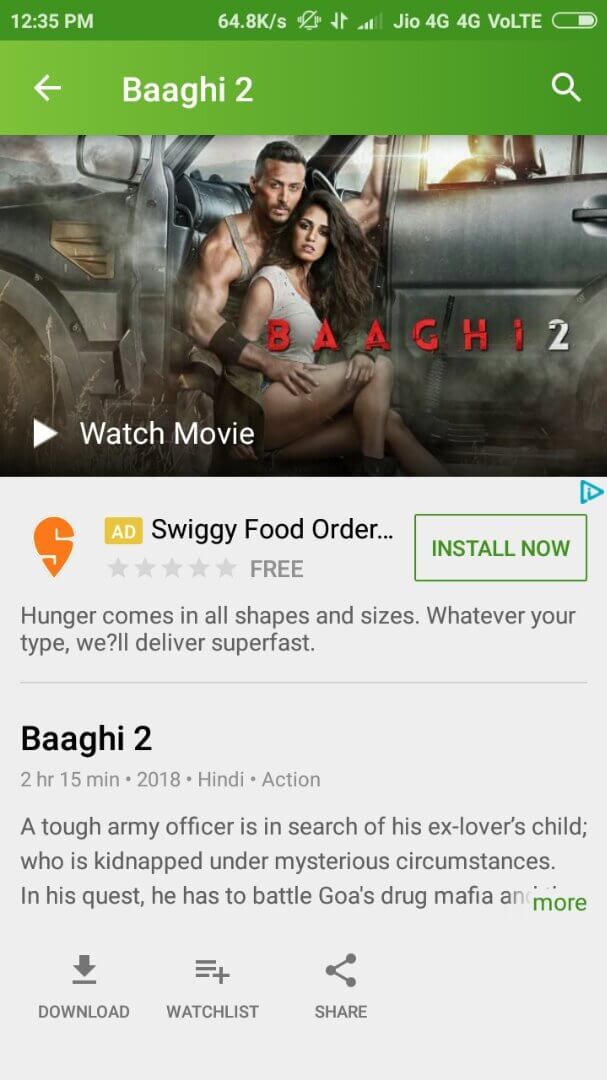 download videos form hotstar