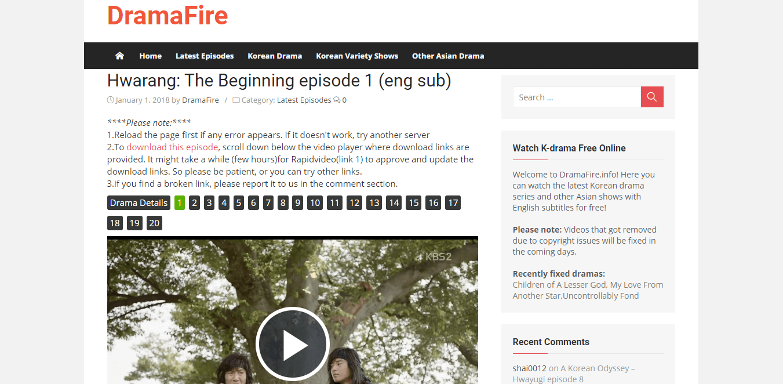 romantic korean drama with english subtitles free download