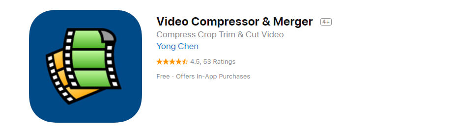 Video Compressor & Merger