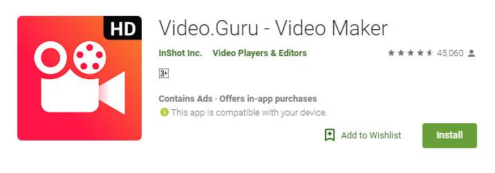 Video Guru Video Maker