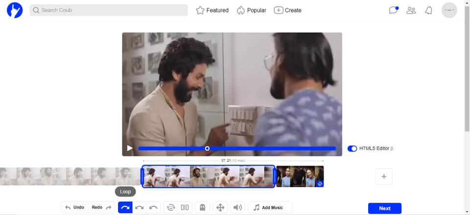 Loop Video on PC