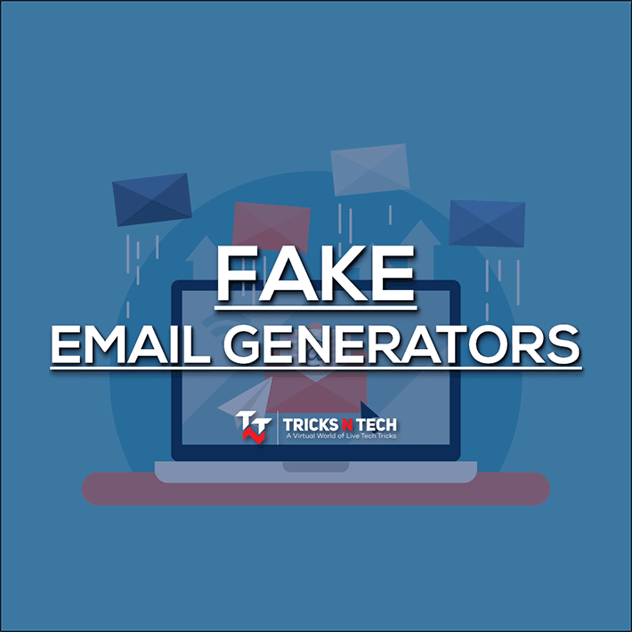 fake email genetators