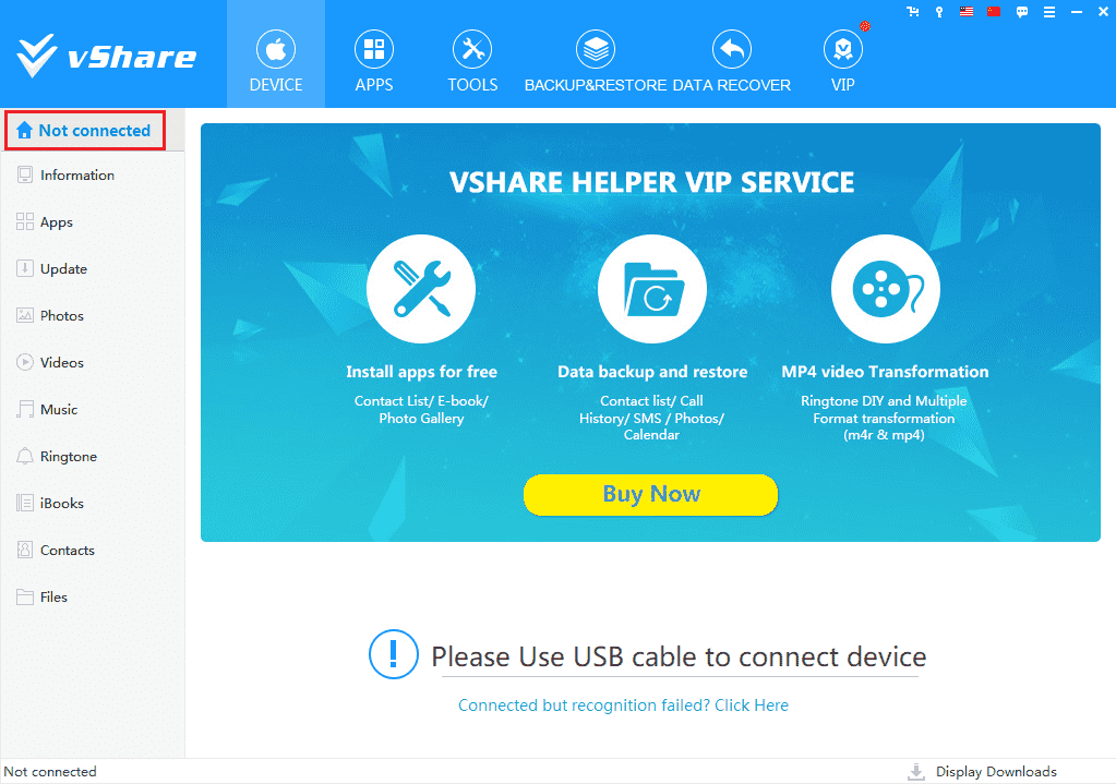 vshare for ios