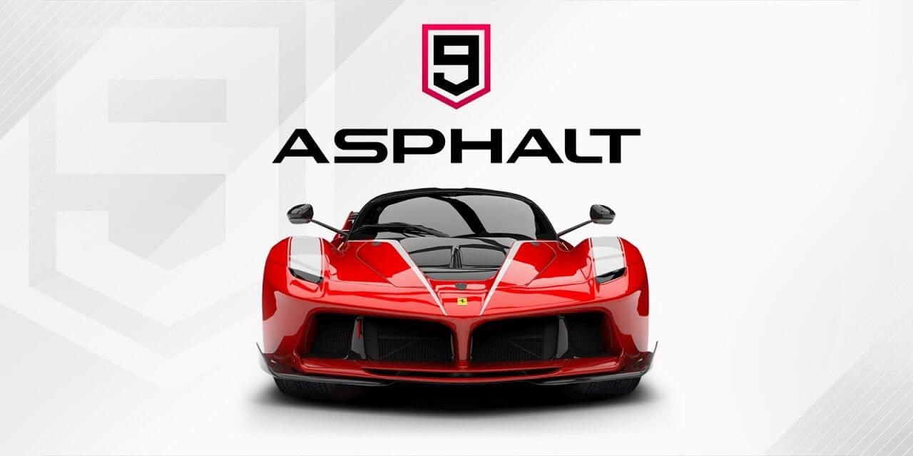 Ashpalt 9 compressed game