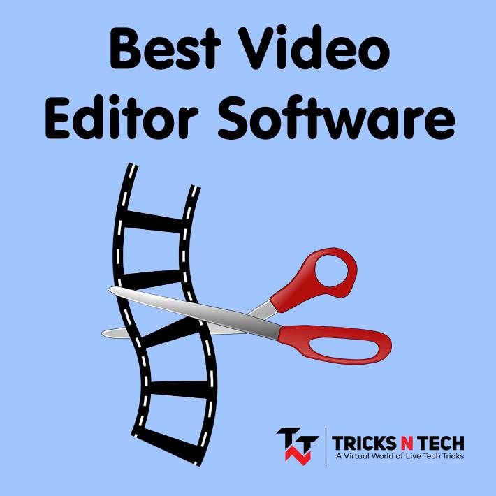 Best Video Editor Software