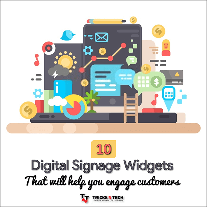 Digital Signage Widgets