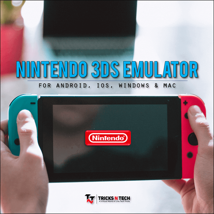 Nintendo 3DS Emulator