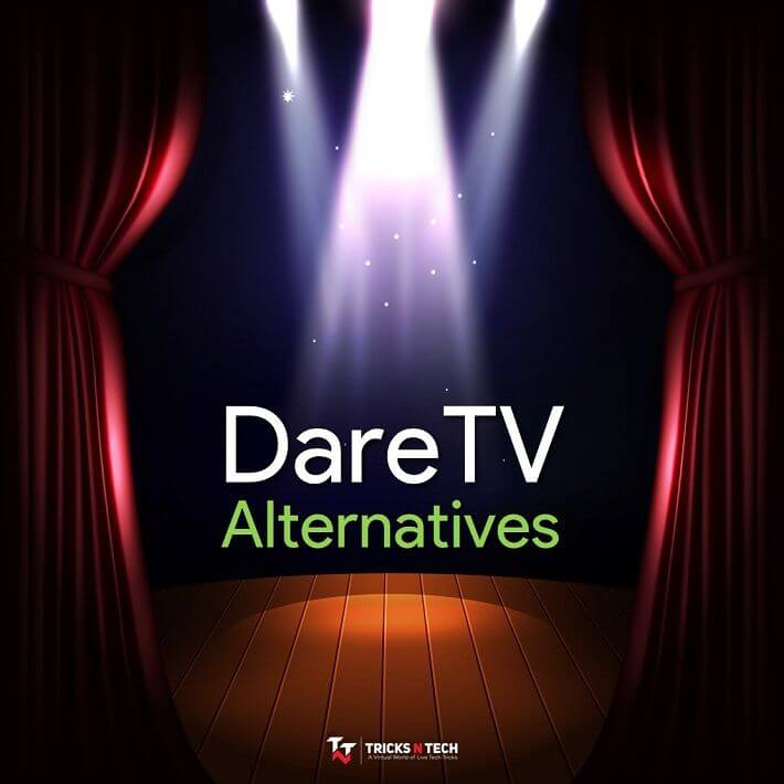 DareTV Alternatives