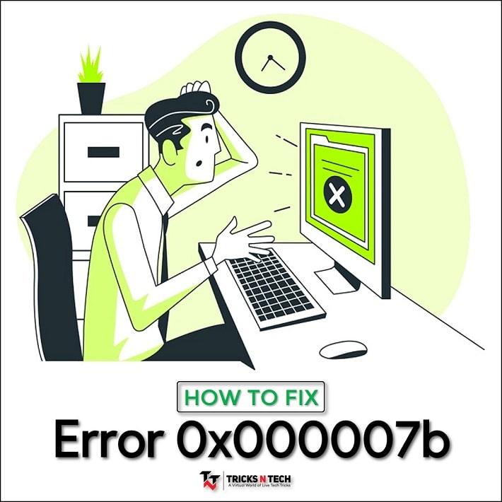 error 0xc000007b